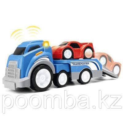 Грузовик и машинки Keenway Mega Truck