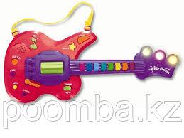 Гитара с кнопками со светом и звуком Keenway