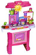 Игровой набор Моя Первая Кухня набор на 16 предметов