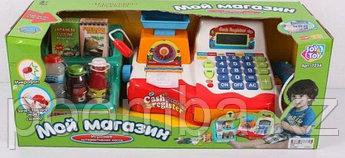 Игровой набор Кассовый аппарат выдает чек,