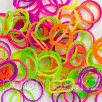 Резиночки RAINBOW LOOM  различных цветов