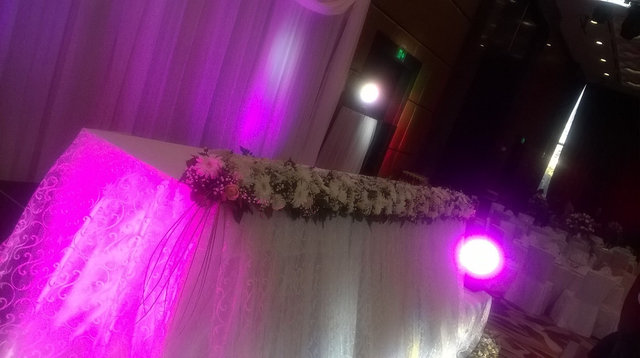 Оформление свадьбы в The Ritz Carlton Almaty 9