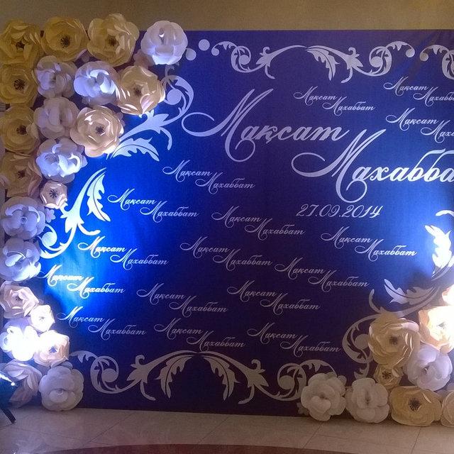 Оформление свадьбы в Grand Opera 8