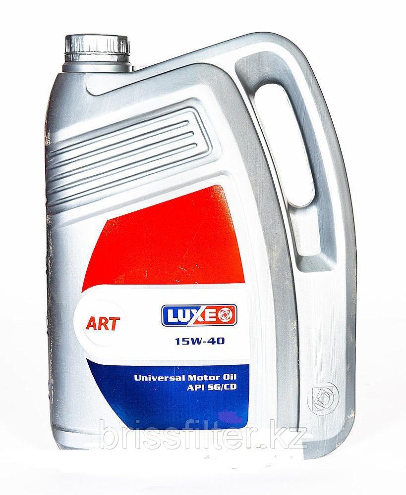 Минеральное моторное масло LUXOIL Стандарт 15w40 4л