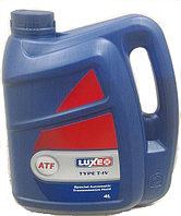 Трансмиссионное масло   ATF Type T-IV 4л