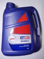 Трансмиссионное масло  LUXOIL ATF Dexron II 4л
