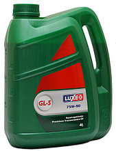 Трансмиссионное масло  LUXOIL 75W-90 GL-5