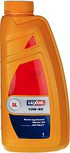 Полусинтетическое моторное масло LUXOIL SL 10W-40 1л