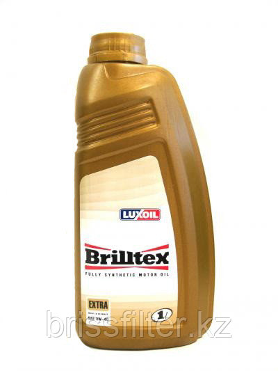 Синтетическое моторное масло BRILLTEX Extra 5W-40 1л