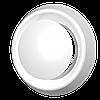А 100 PL. Анемостат приточно-вытяжной регулируемый c фланцем 100 PL