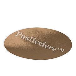 Pasticciere. Подложка золото D 140 мм (Толщина 0,8 мм)*100 шт/упак