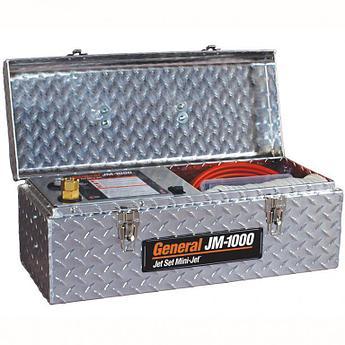 Прочистной аппарат JM-1000, 1кВт(220В), 105бар, 6л/мин (General Pipe Cleaners, США)