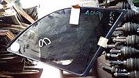 Стекло заднее правое (собачатник) Toyota RAV4 (ACA21)