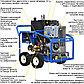 Серия аппаратов Посейдон D12-Th, 160-300 бар, 13-22 л/мин с подогревом воды, фото 2