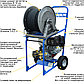 Гидродинамическая машина Посейдон B11-180-22, 12 л.с.,180 бар, 22 л/мин, фото 2
