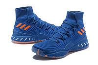 """Баскетбольные кроссовки Adidas Crazy Explosive 2017 """"Royal Blue/Orange"""" (40-46), фото 2"""