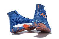"""Баскетбольные кроссовки Adidas Crazy Explosive 2017 """"Royal Blue/Orange"""" (40-46), фото 5"""