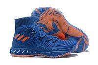 """Баскетбольные кроссовки Adidas Crazy Explosive 2017 """"Royal Blue/Orange"""" (40-46)"""