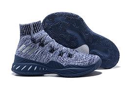 """Баскетбольные кроссовки Adidas Crazy Explosive 2017 """"Navy Blue/White"""" (40-46)"""
