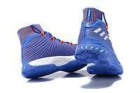 """Баскетбольные кроссовки Adidas Crazy Explosive 2017 """"Blue/Red"""" (40-46), фото 5"""