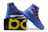 """Баскетбольные кроссовки Adidas Crazy Explosive 2017 """"Blue/Red"""" (40-46), фото 6"""