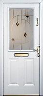 Витражи для межкомнатных дверей, D-117