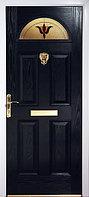 Витражи для межкомнатных дверей, D-121