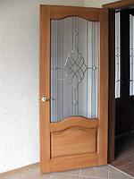 Витражи для межкомнатных дверей, D-124
