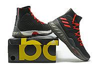 """Баскетбольные кроссовки Adidas Crazy Explosive 2017 """"Black/Red"""" (40-46), фото 6"""