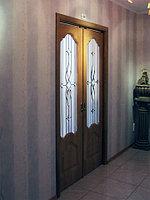 Витражи для межкомнатных дверей, D-125