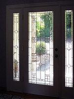 Витражи для межкомнатных дверей, D-134
