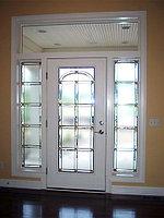Витражи для межкомнатных дверей, D-136