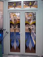 Витражи для межкомнатных дверей, D-142