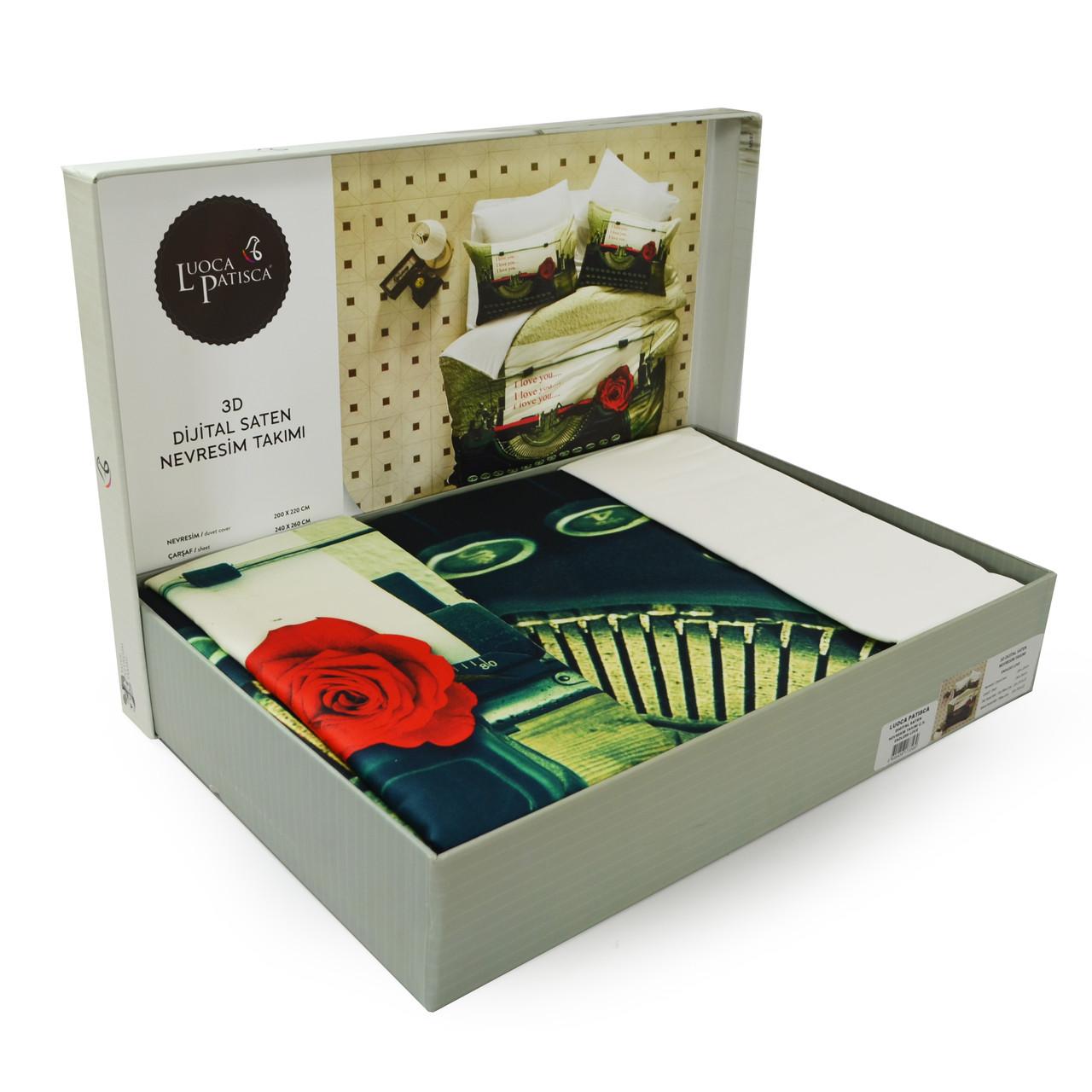 Постельный комплект ENDLESS LOVE 3D