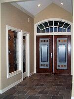 Витражи для межкомнатных дверей, D-143