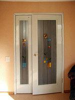Витражи для межкомнатных дверей, D-150