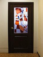 Витражи для межкомнатных дверей, D-151