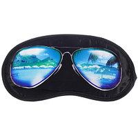 Маска для сна гелевая Отдых очки