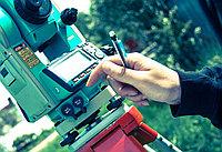 Получение топографической съёмки объекта