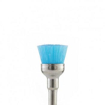 Фреза-щетка синяя