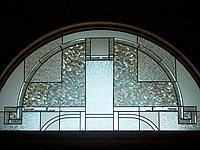 Витражи в окнах, O-53