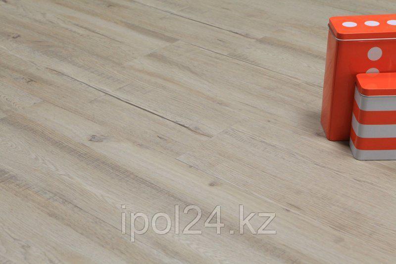 Замковая Кварц-виниловая плитка Floor Click  М 9055-1 Ясень Рушонс
