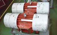 Насос вакуумный (правого вращения) КО-510.02.16.000-04; Насос вакуумный (левого вращения) КО-510 02.16.000-05