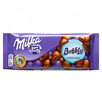 MILKA Bubbly Milk 90гр (14шт-упак)