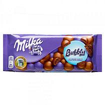 MILKA Bubbly Milk 90гр (14шт-упак)