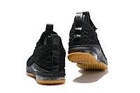 """Баскетбольные кроссовки Nikе LeBron XV (15) Low """"Black/Gym"""" (40-46), фото 5"""
