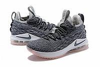 """Баскетбольные кроссовки Nike LeBron XV (15) Low """"Light Bone"""" (40-46), фото 2"""
