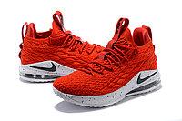 """Баскетбольные кроссовки Nike LeBron XV (15) Low """"Heart of Lion"""" (40-46), фото 2"""