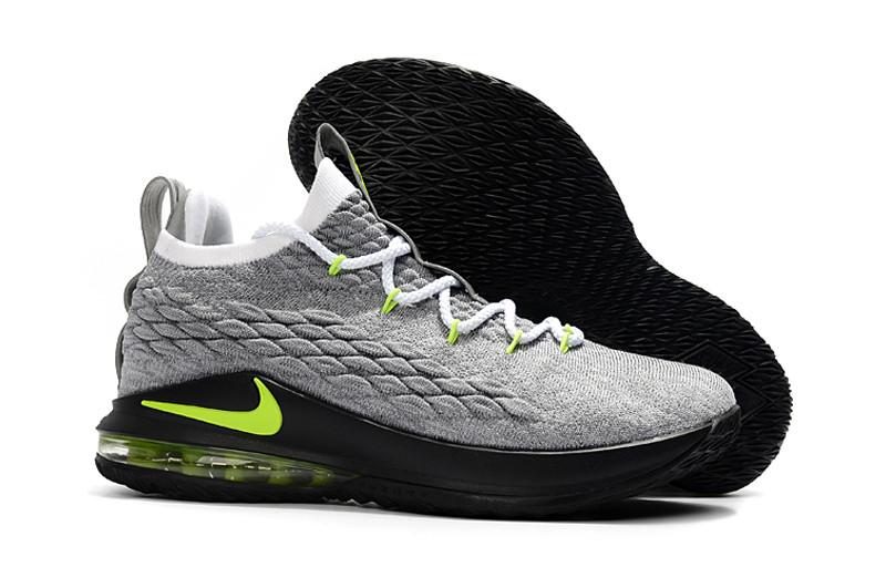 """Баскетбольные кроссовки Nike LeBron XV (15) Low """"Dunkman"""" (40-46)"""