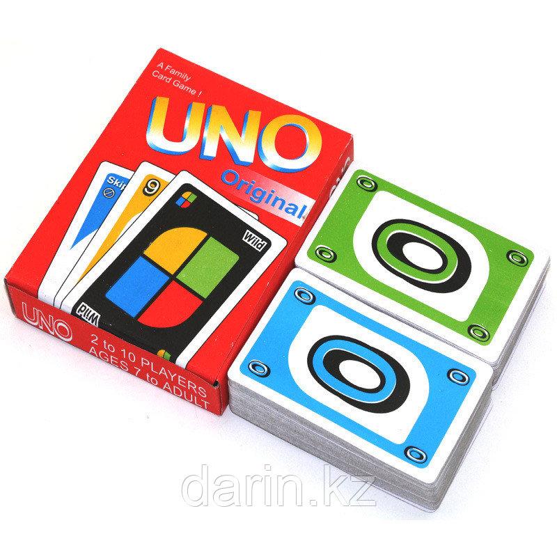 Игра настольная UNO lite - фото 2